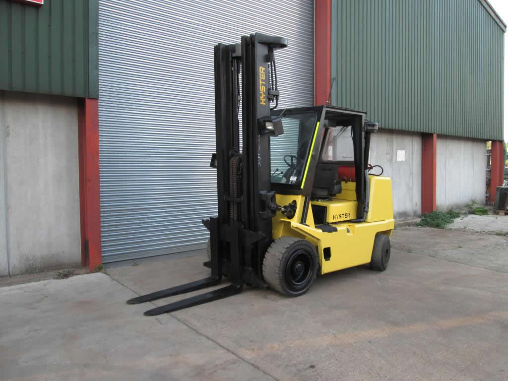 Compact Forklifts